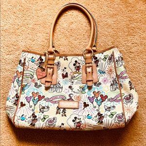 WDW Sketch Bag Dooney & Bourke